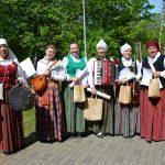 Fotogrāfija no Dignājas pagasta.
